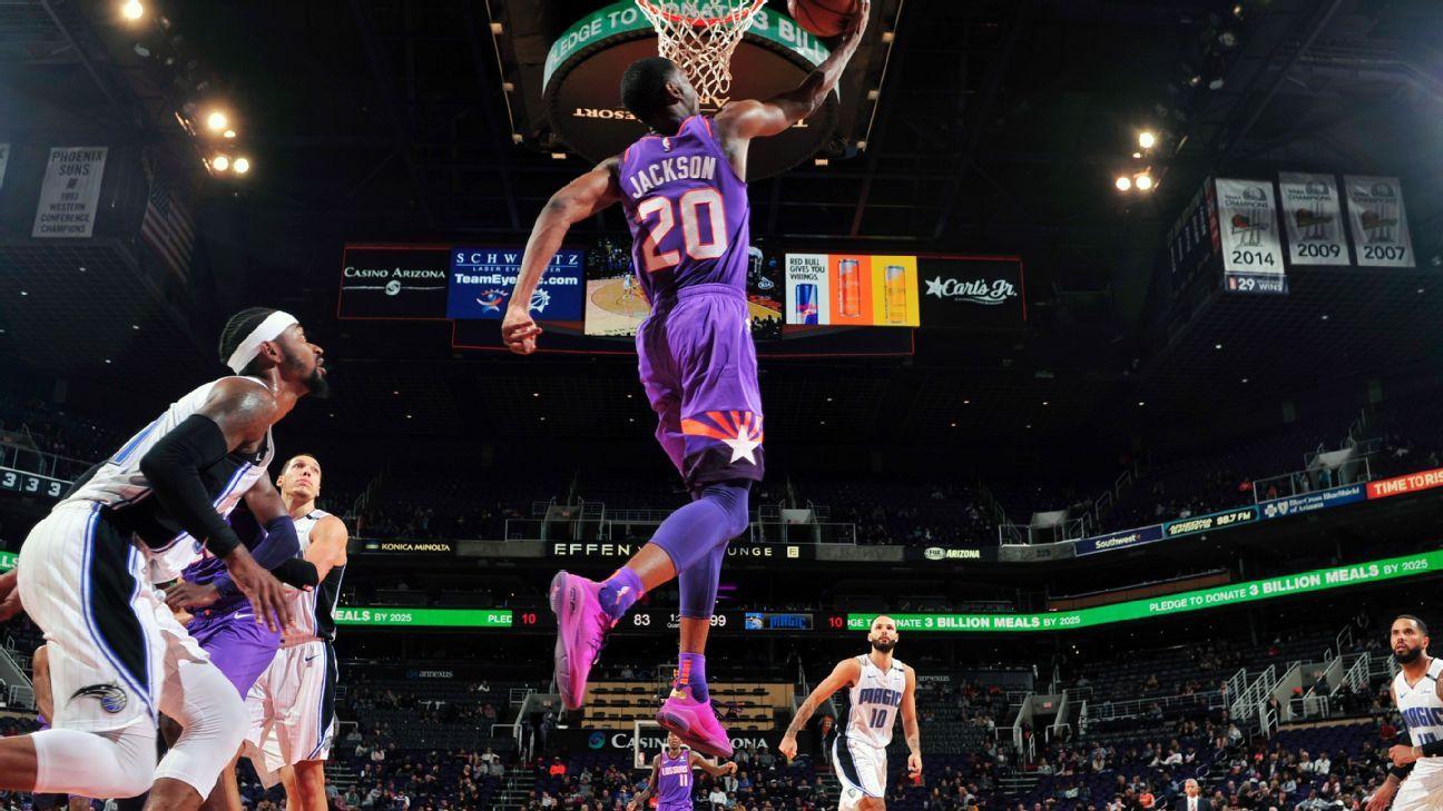 Fantasy basketball - Fantasy NBA Daily Notes - Suns offering plenty of value 2feba9f54