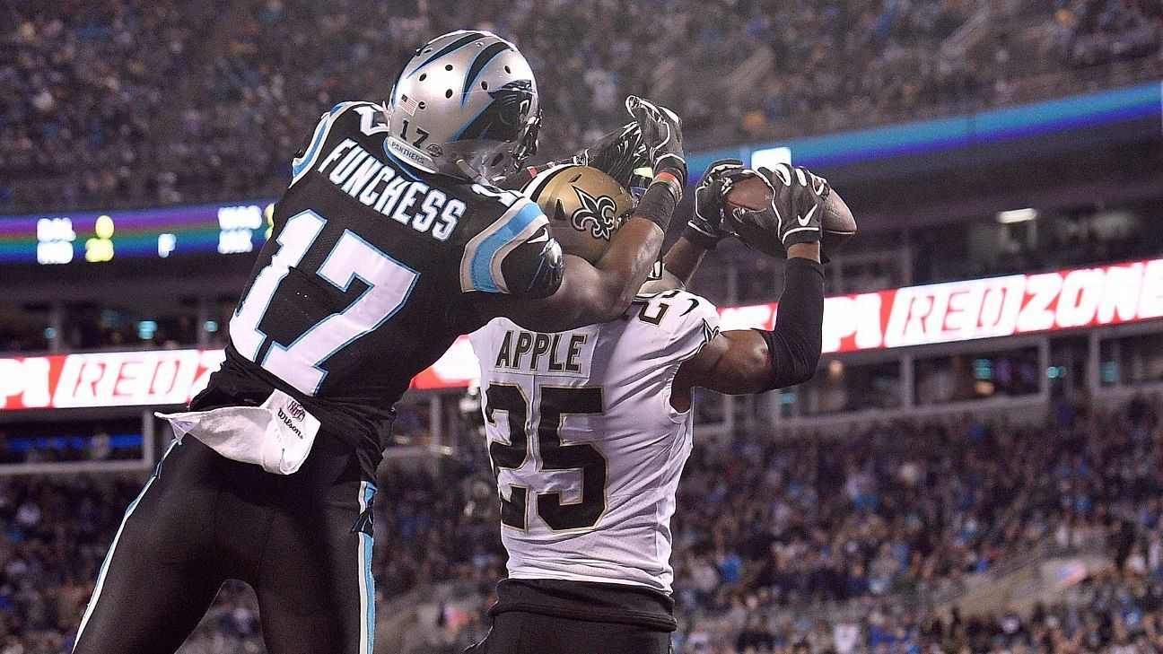 Eli Apple peaking as Saints  cornerbacks approach toughest test yet - New  Orleans Saints Blog- ESPN ffcce6370