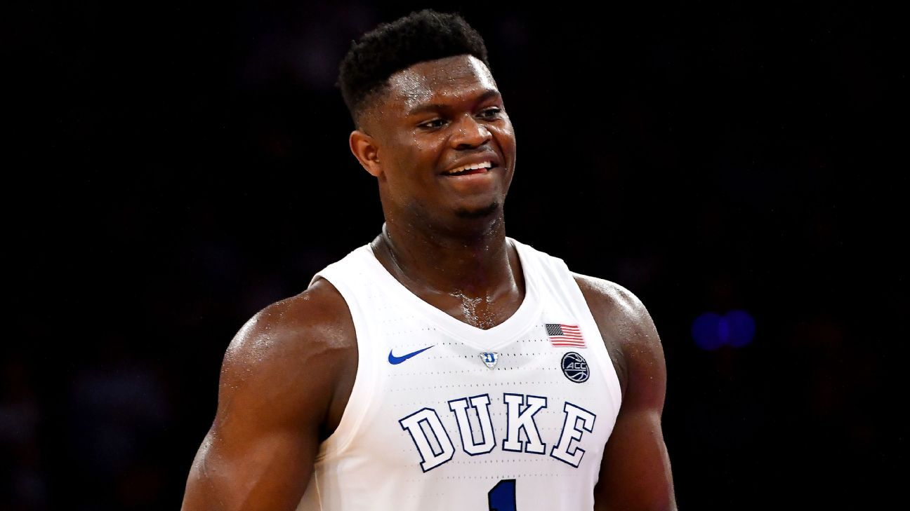 Duke's Zion Williamson thinking of playing '41 games at the Garden' after  MSG debut