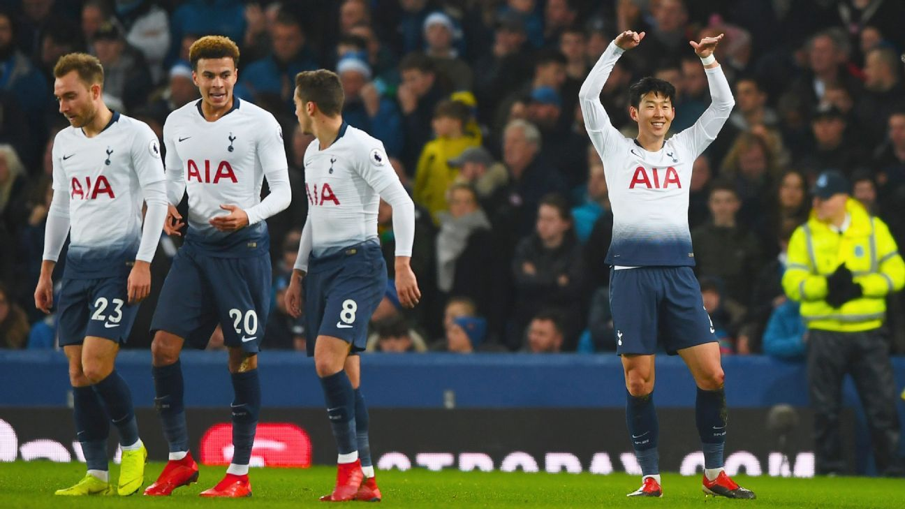 Tottenham s Son Heung-min  very sorry  to leave Spurs for Asian Cup 75fff16a8