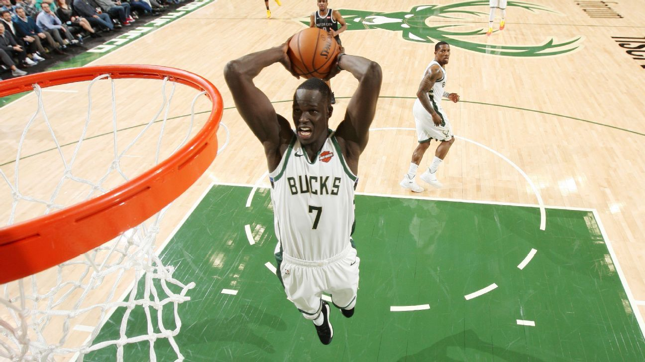 Sources: Thon Maker wants trade from Bucks with eye on more playing time