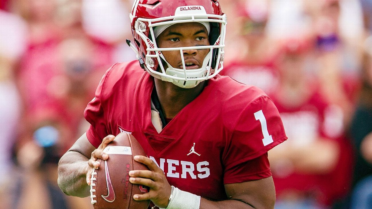 33421879acd3 Oakland A s expect Kyler Murray to declare for 2019 NFL draft