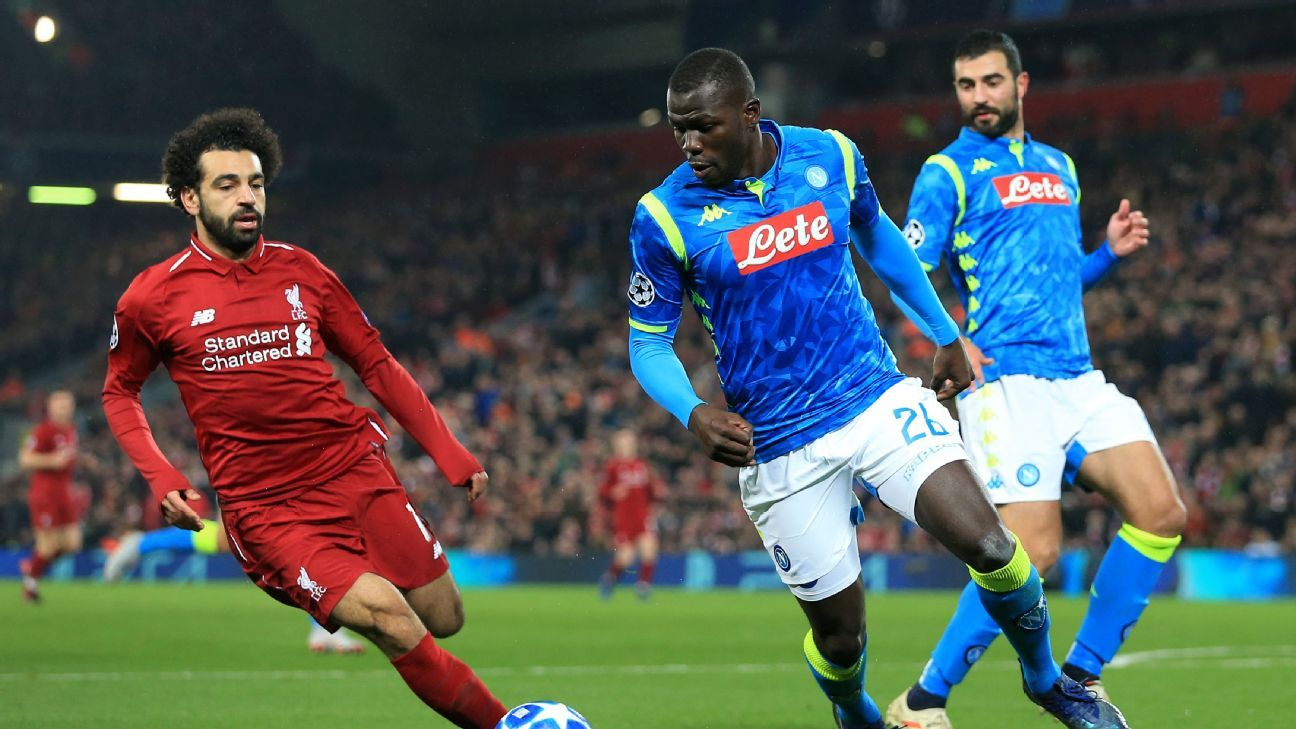 Napoli to beat Liverpool in Champions League tie?
