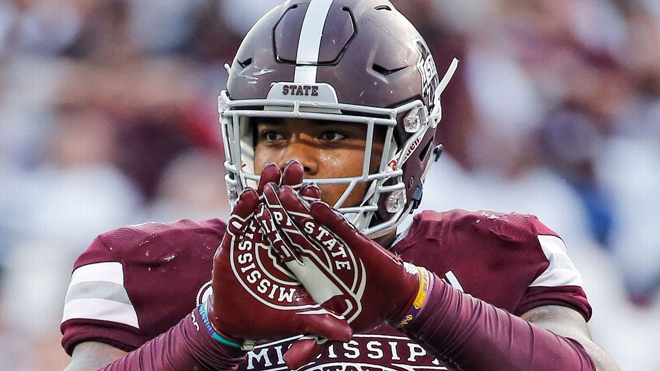 reputable site dd665 6f40b Projected first-round pick Jeffery Simmons injures knee