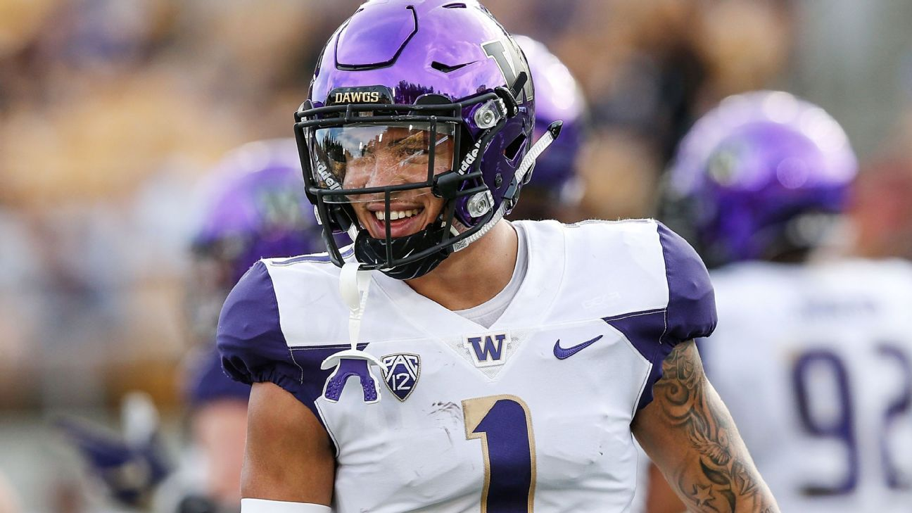 Washington huskies 2019 football schedule
