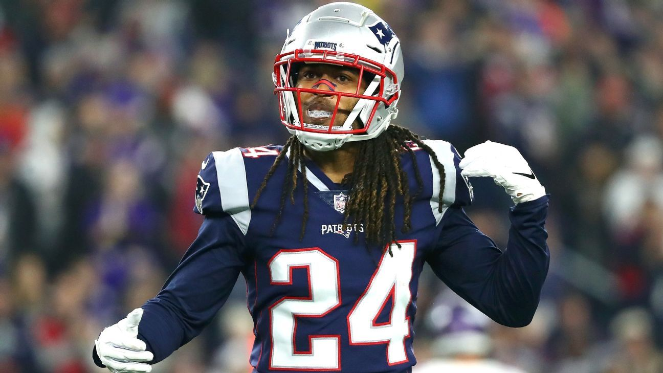 fb8772574 Ty Law lays it down  Stephon Gilmore fitting of No. 24 legacy - NFL Nation-  ESPN