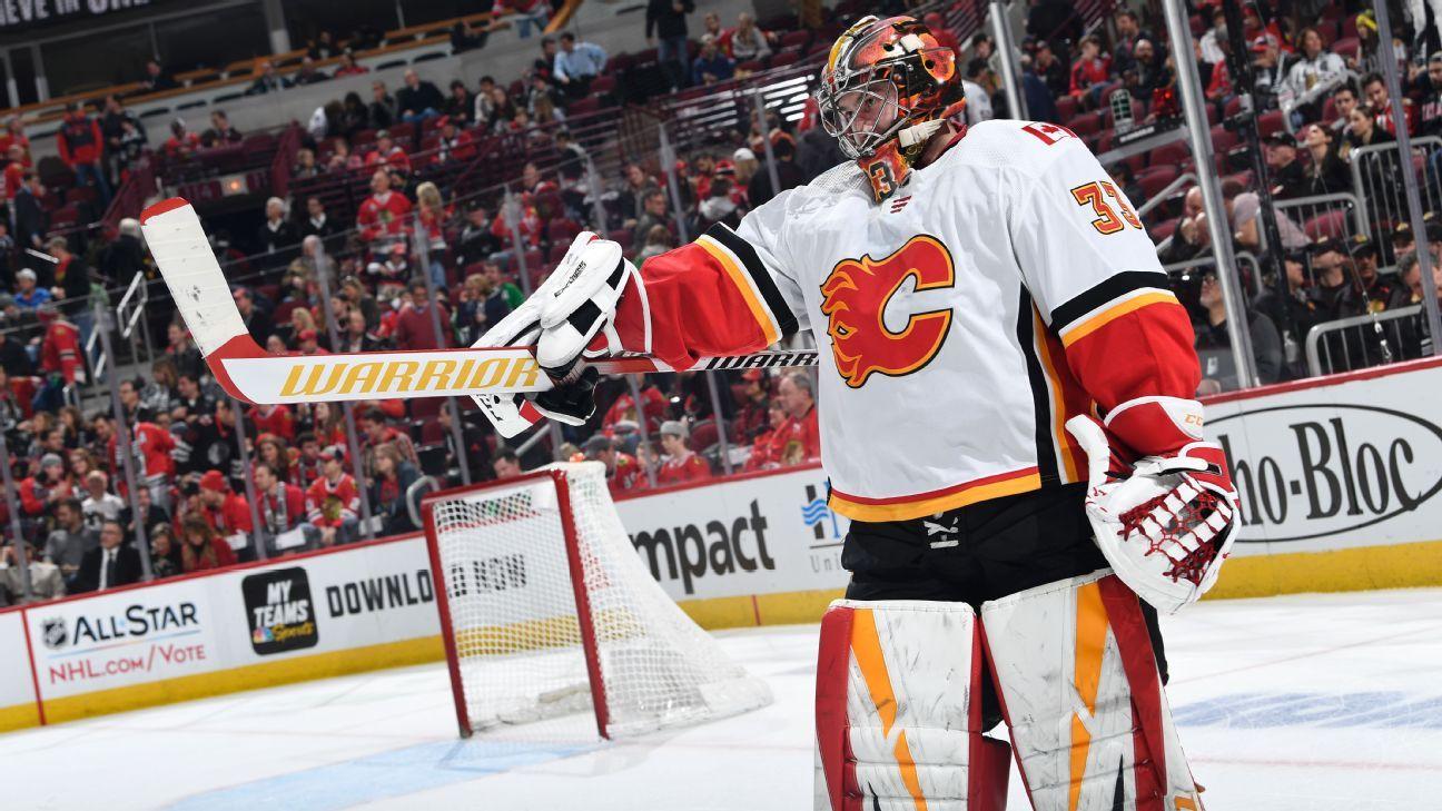 Calgary Flames 2019-20 season preview: Will the goaltending be good enough?