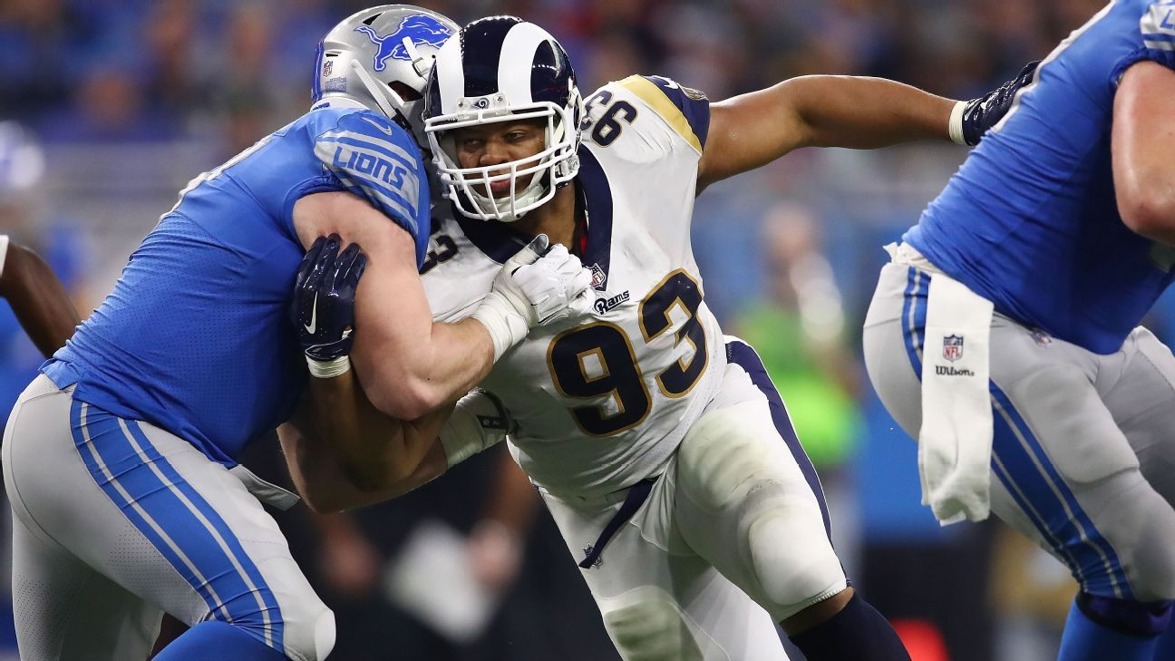 Rams have plenty of decisions to make on defense this offseason