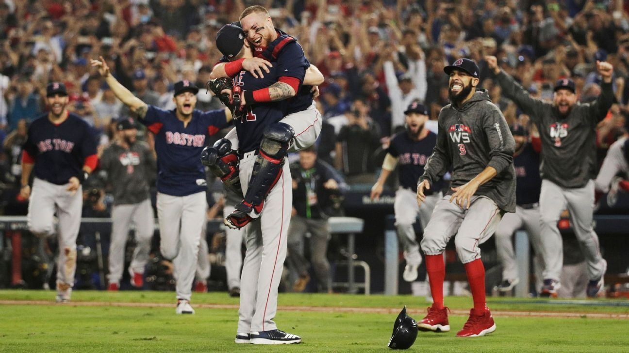 The World Series champion Boston Red Sox will visit the White House on Feb. 15 and will also visit the Walter Reed National Military Medical Center during the trip.