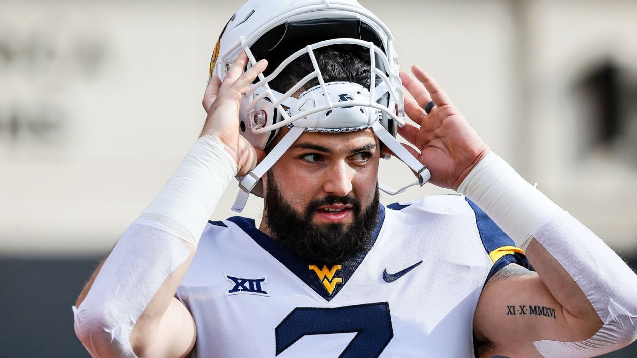 Born the same year as the Panthers franchise, Will Grier could be an interesting fit as a developmental quarterback for his hometown team.