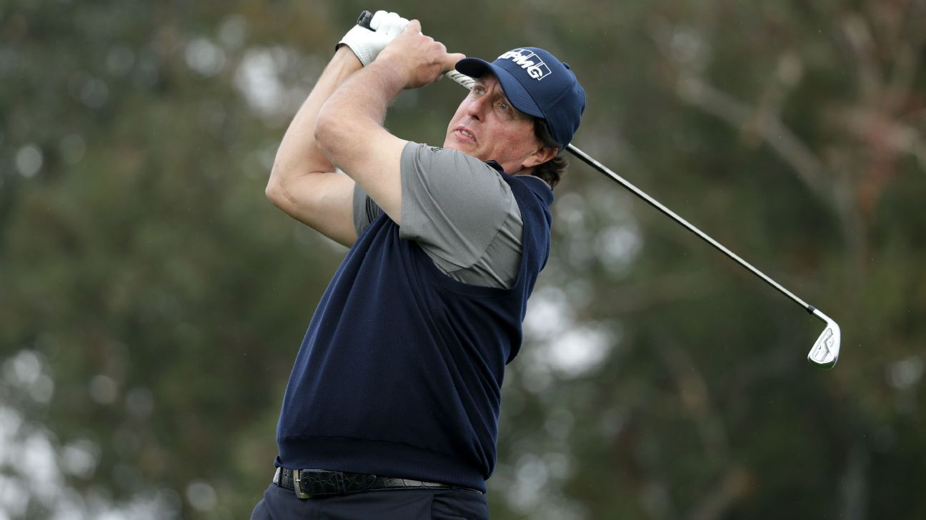 mickelson commits to pga tour u0026 39 s new 3m open