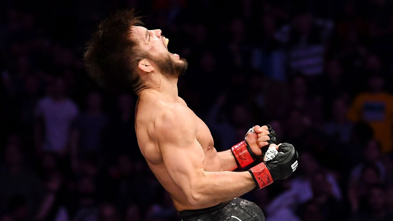 Henry Cejudo defeats TJ Dillashaw to retain UFC flyweight title