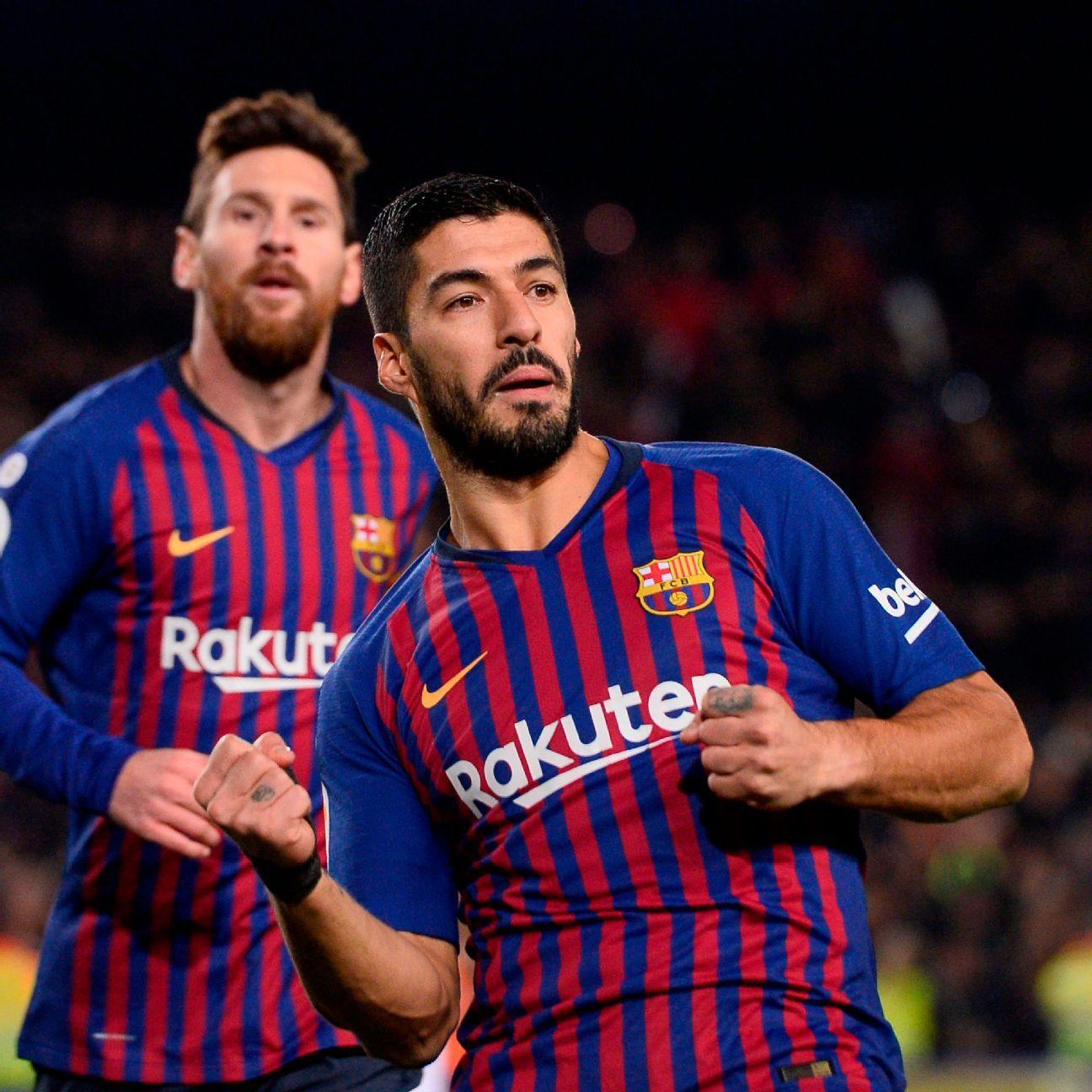 fc25a8fd638 Barcelona vs. Leganes - Football Match Report - January 20, 2019 - ESPN