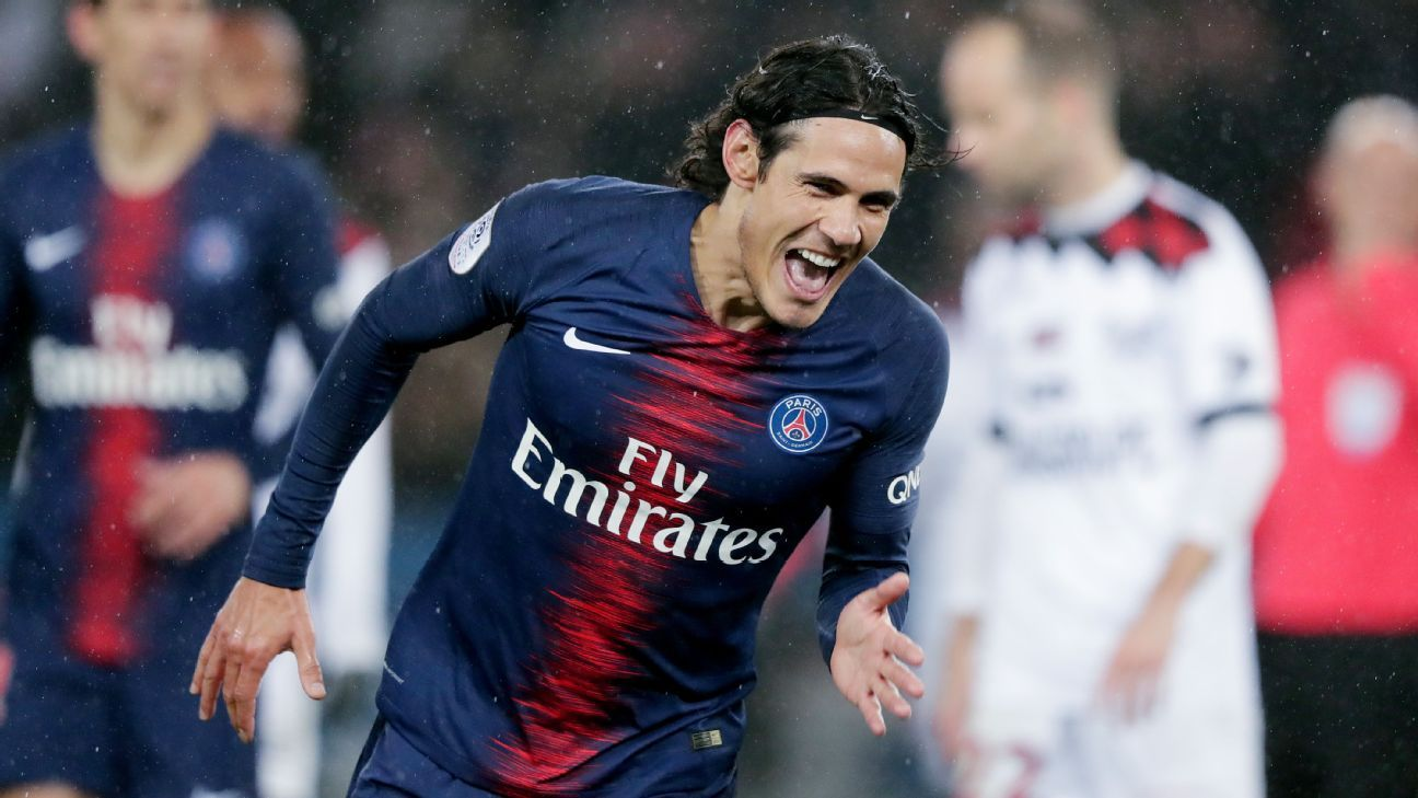 LIVE Transfer Talk: Juventus to swoop amid Cavani's PSG contract impasse