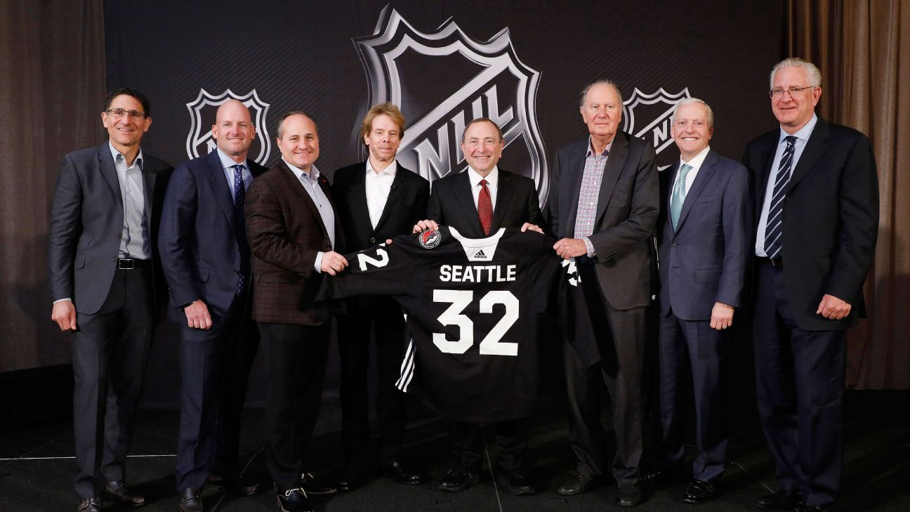 Seattle NHL team releases initial club ticket prices