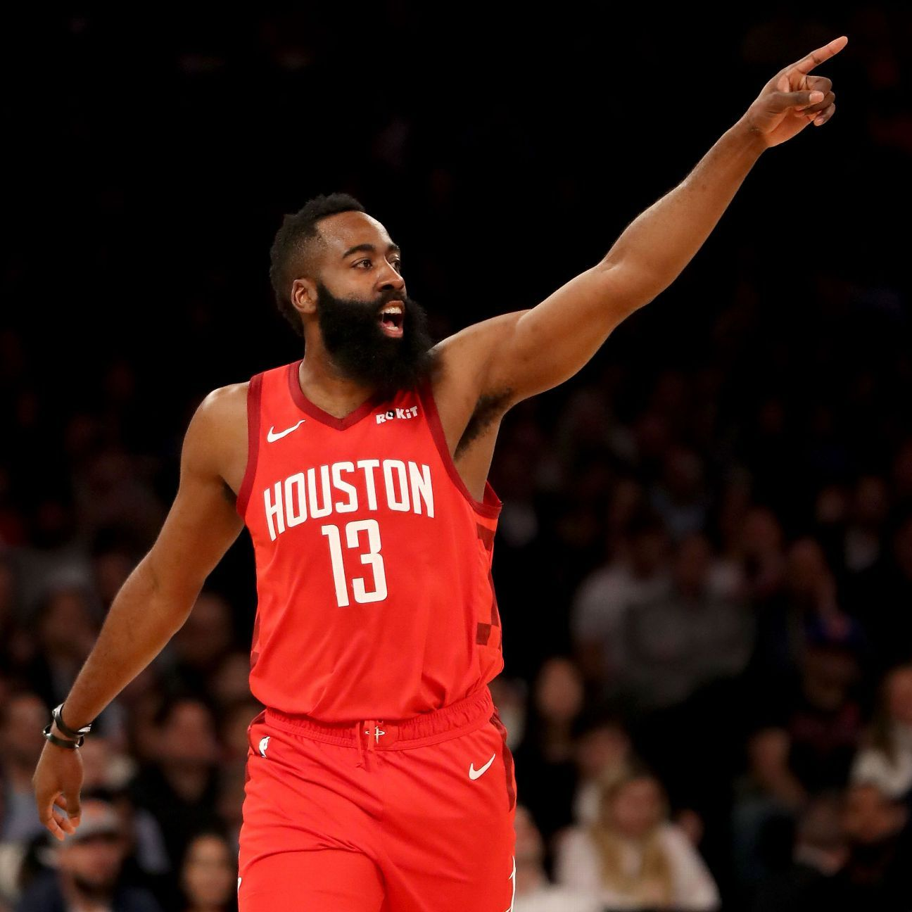 James Harden Free Agency: Houston Rockets' James Harden Hits 30-point Mark In 21