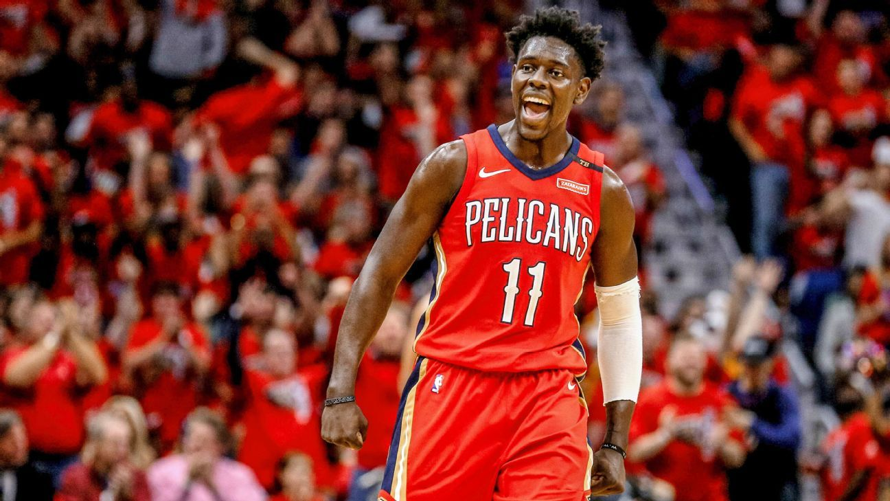 What Jrue Holiday wants and why it makes him special