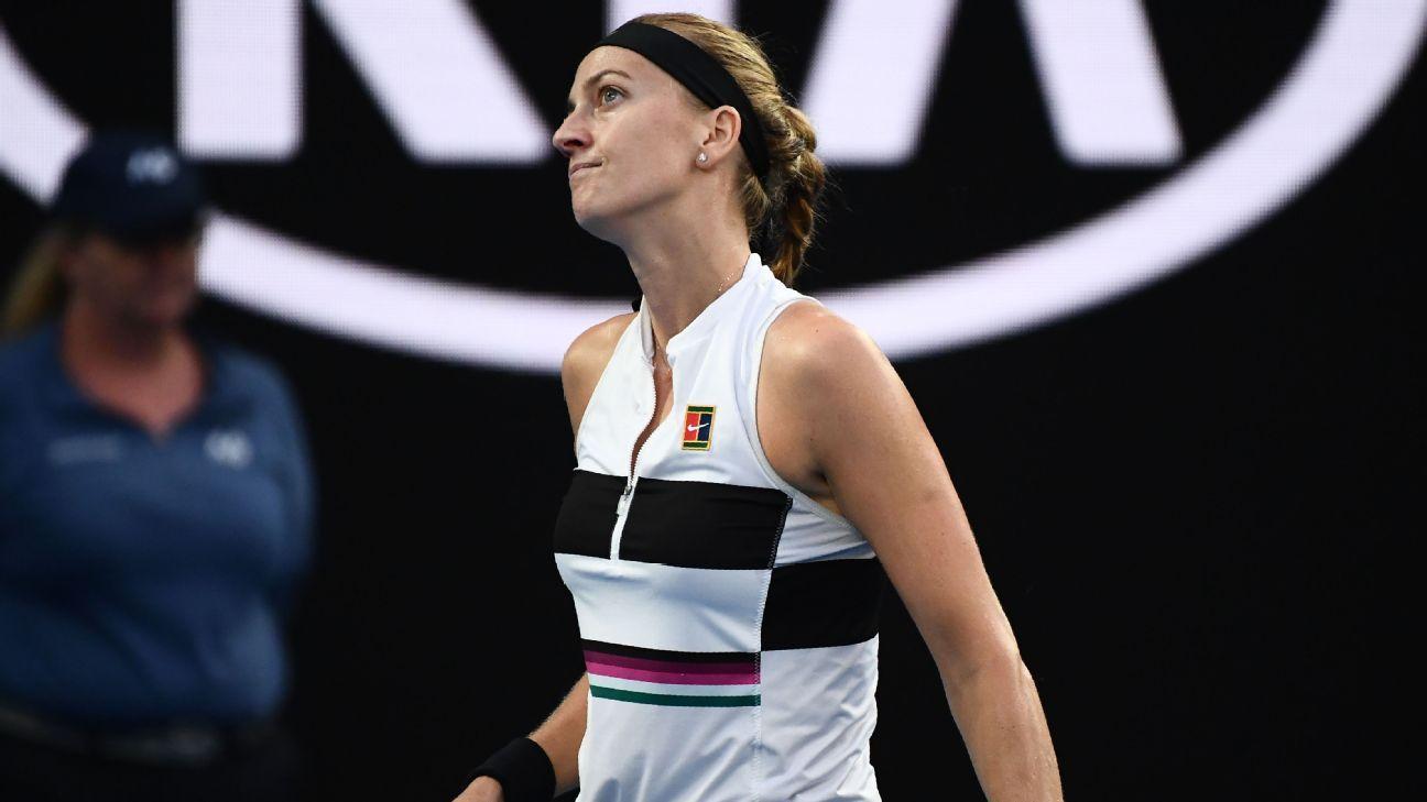 Plenty of silver lining in Petra Kvitova's loss in the Australian Open final