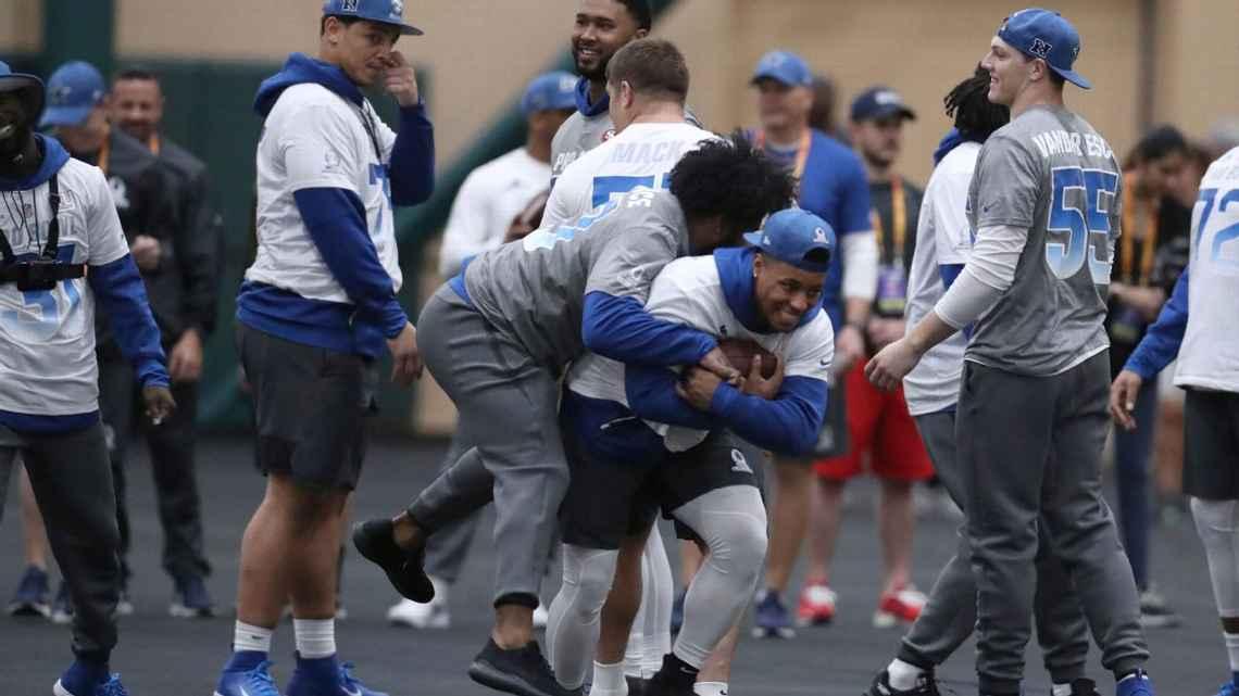 El corredor de los New York Giants 5ea35dc649bc8