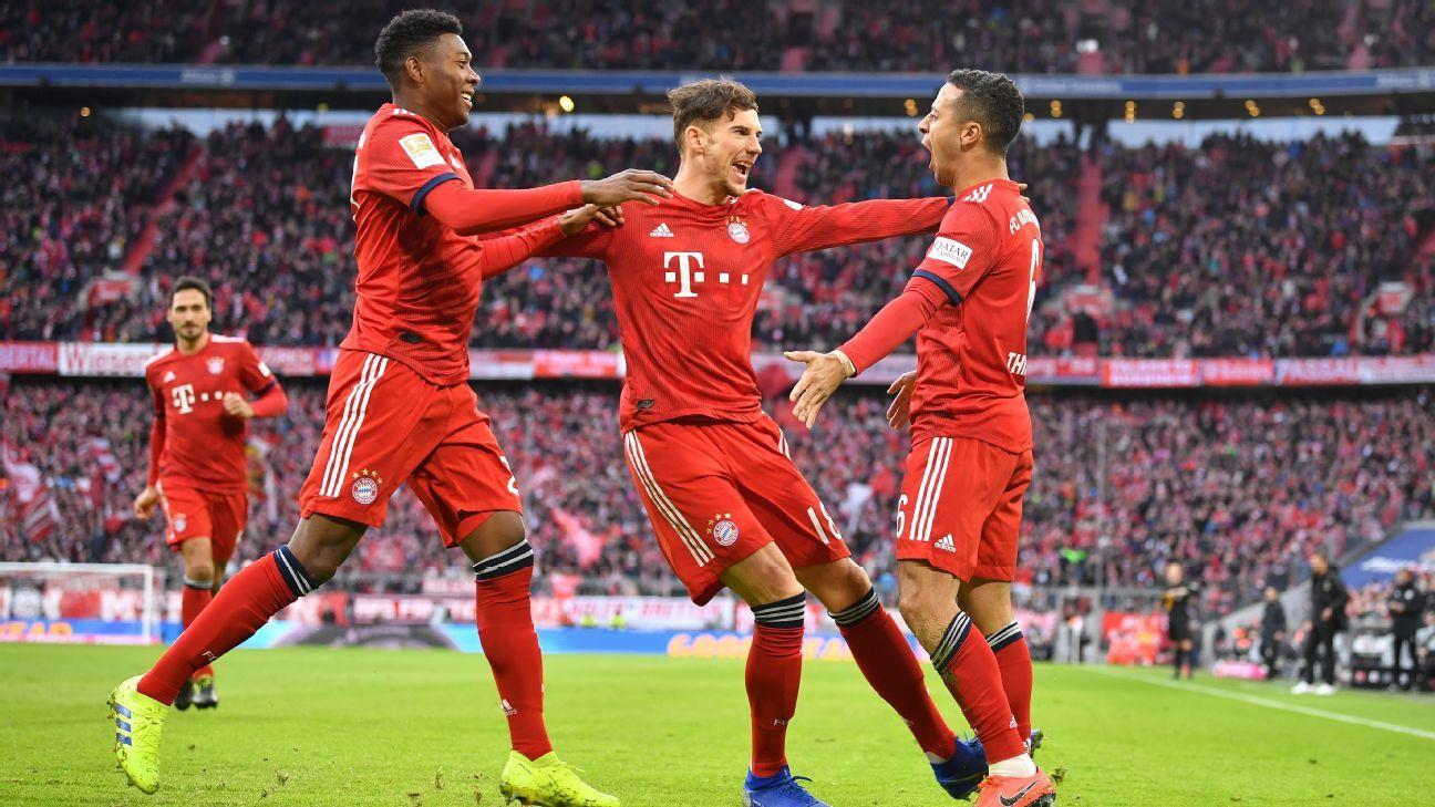 Bayern Vs Stuttgart 2020