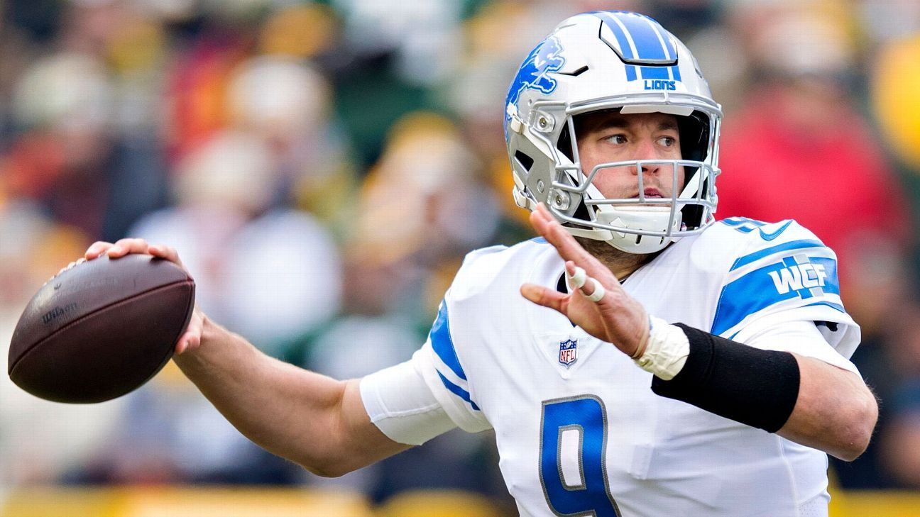 Kelly Stafford, the wife of Lions QB Matthew Stafford, said on Sunday that she's home after having surgery for a brain tumor.