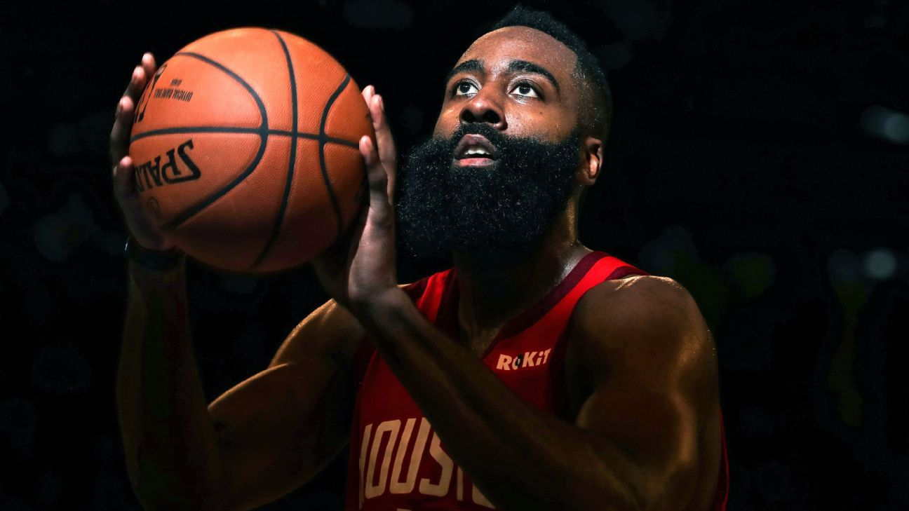 b8528a2e603d James Harden s unstoppable