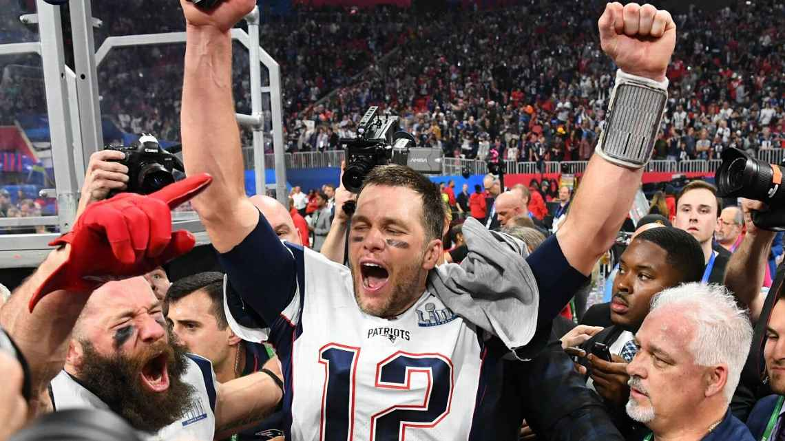 Patriots win Super Bowl in world's most sustainable sports venue