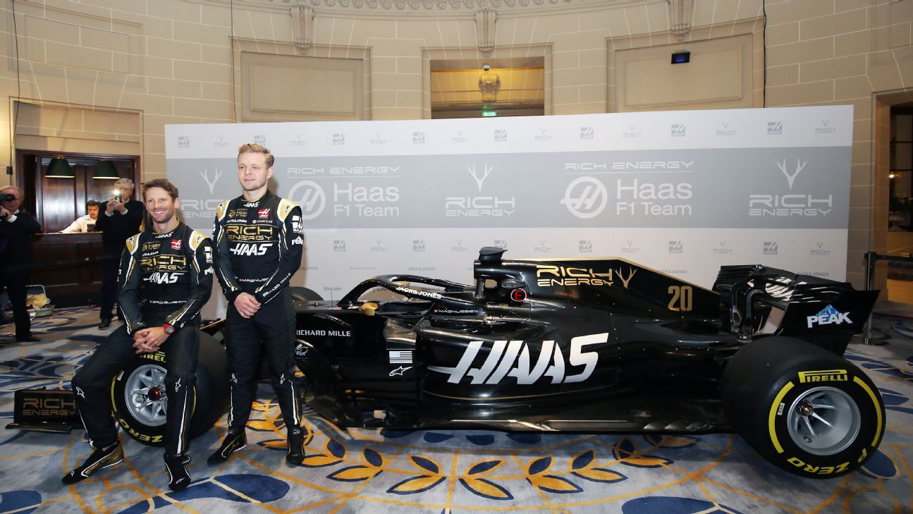 Haas Rich Energy At Odds Over Sponsorship Deal