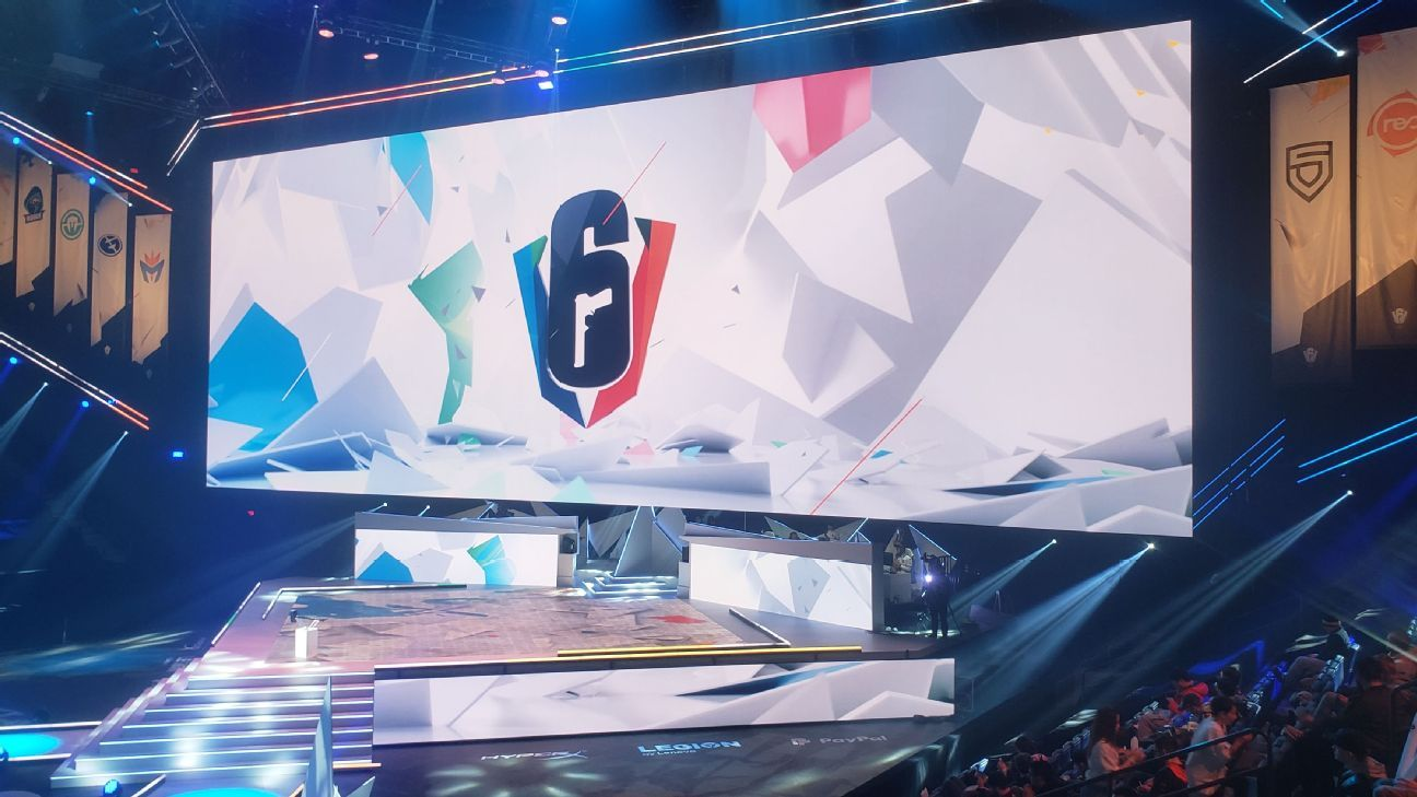 Spacestation Gaming break the NA Rainbow Six Siege tourney drought