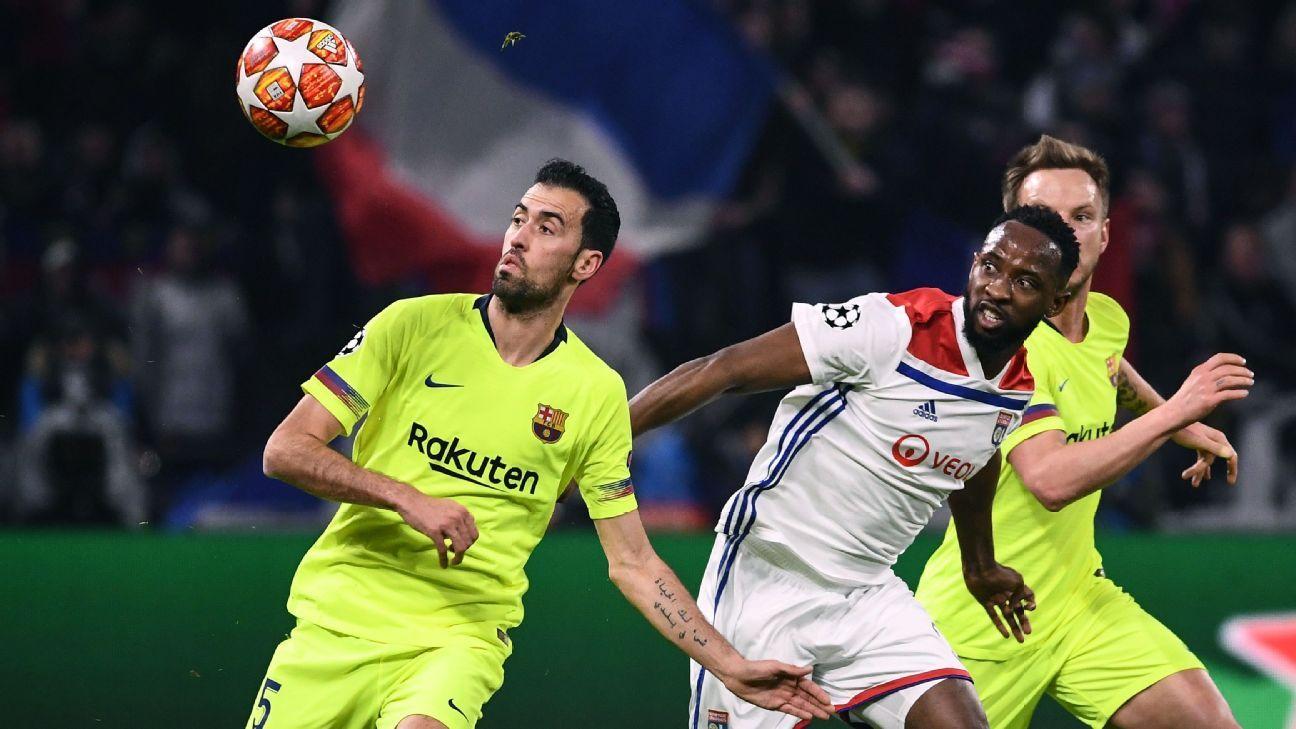 Lyon vs. Barcelona - Football Match Report - February 19, 2019 - ESPN