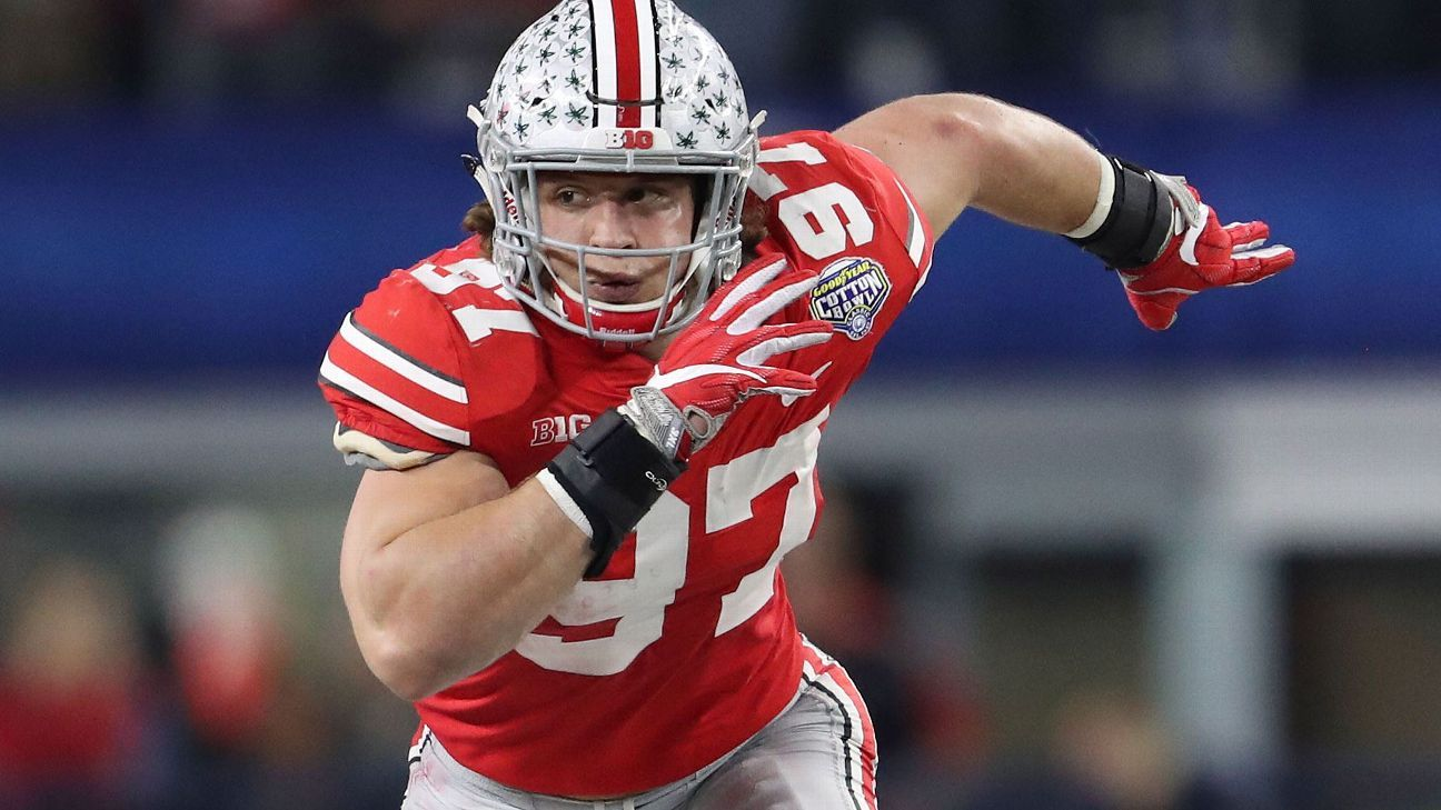 Winners and Losers from NFL Draft Round 1
