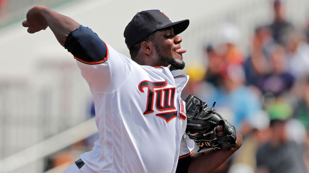 Twins RHP Pineda given 60-game suspension