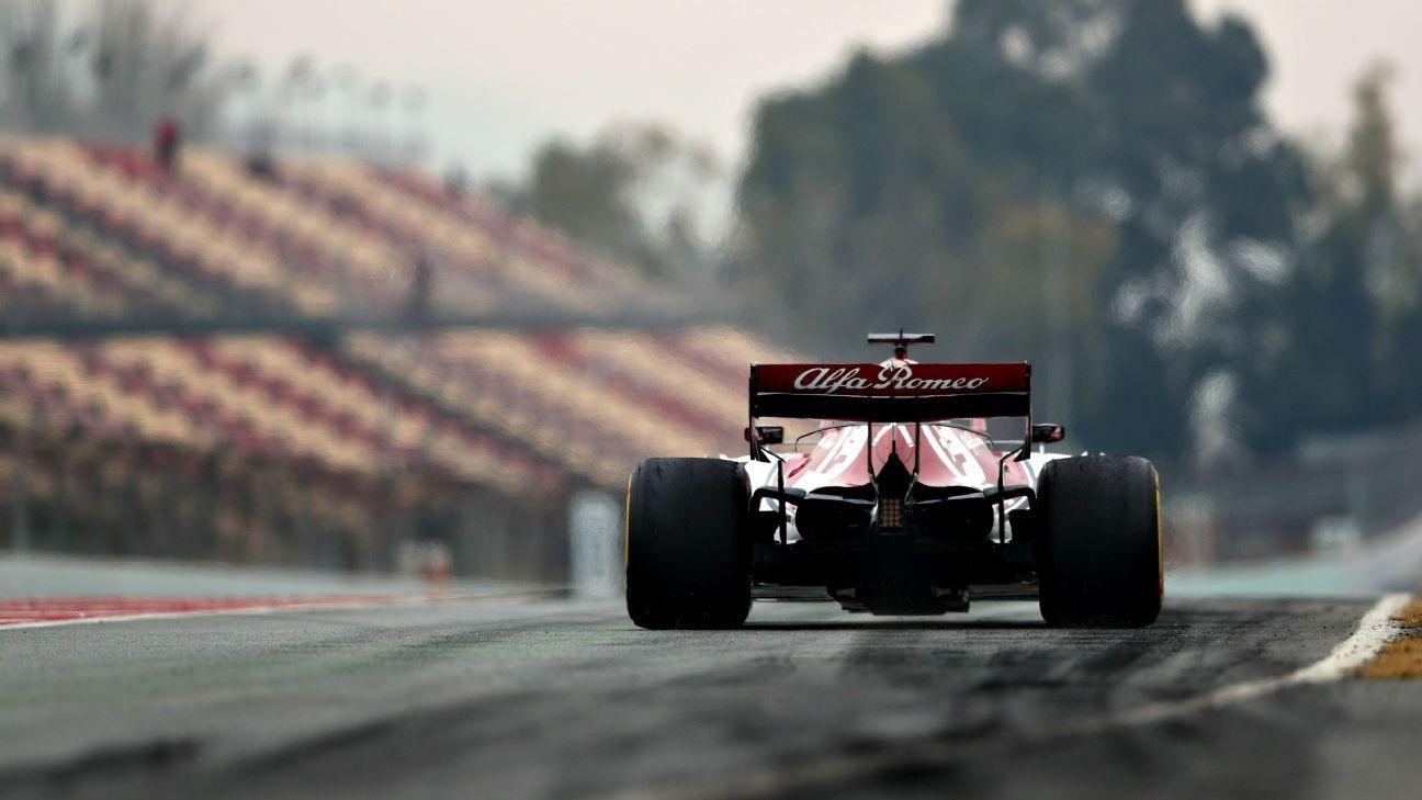 F1: Ranking The F1 Grid On 2019 Testing
