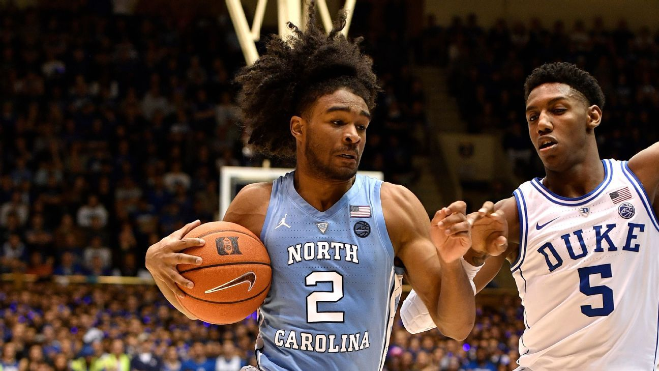5455f266b666 College basketball predictions - Will UNC complete the Duke sweep