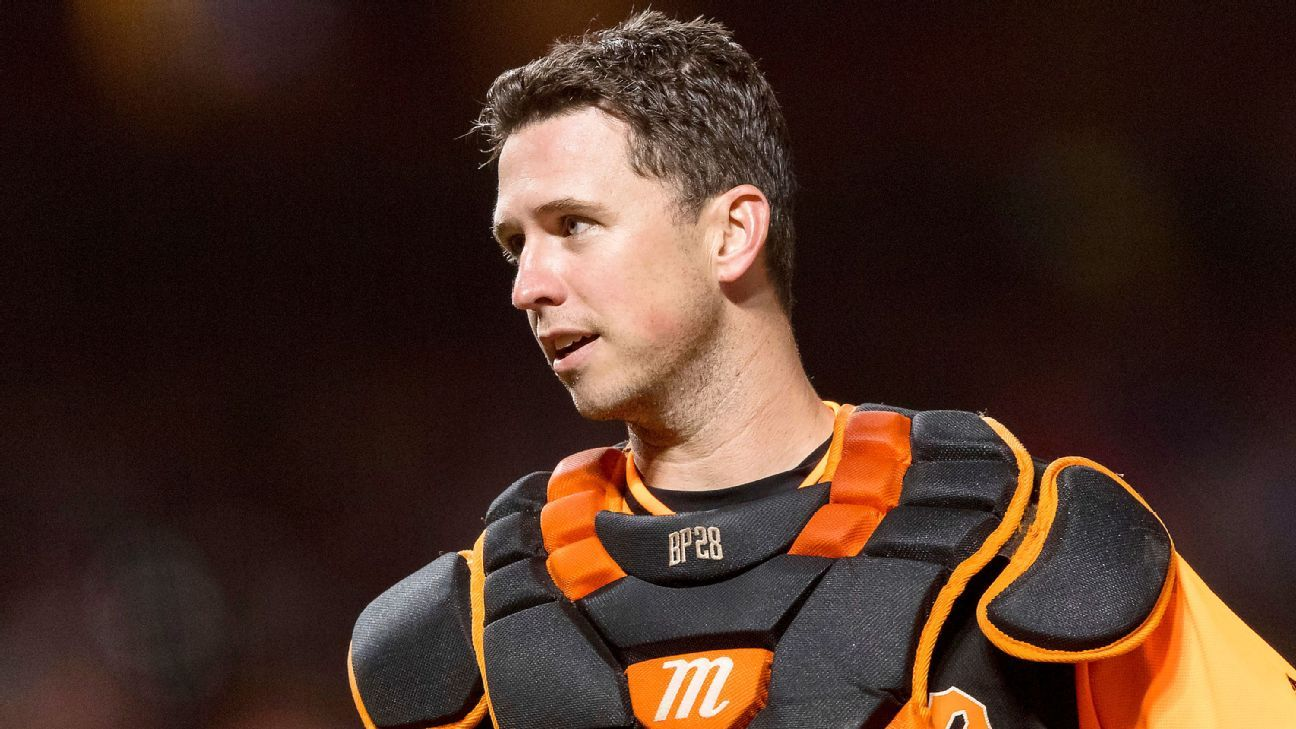 Buster Posey back for possible final season with San Francisco Giants - ESPN