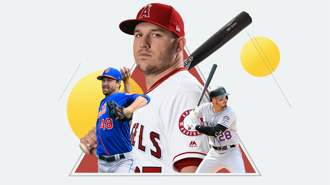 best players in mlb 2019 MLB Rank 2019    From 1 to 100
