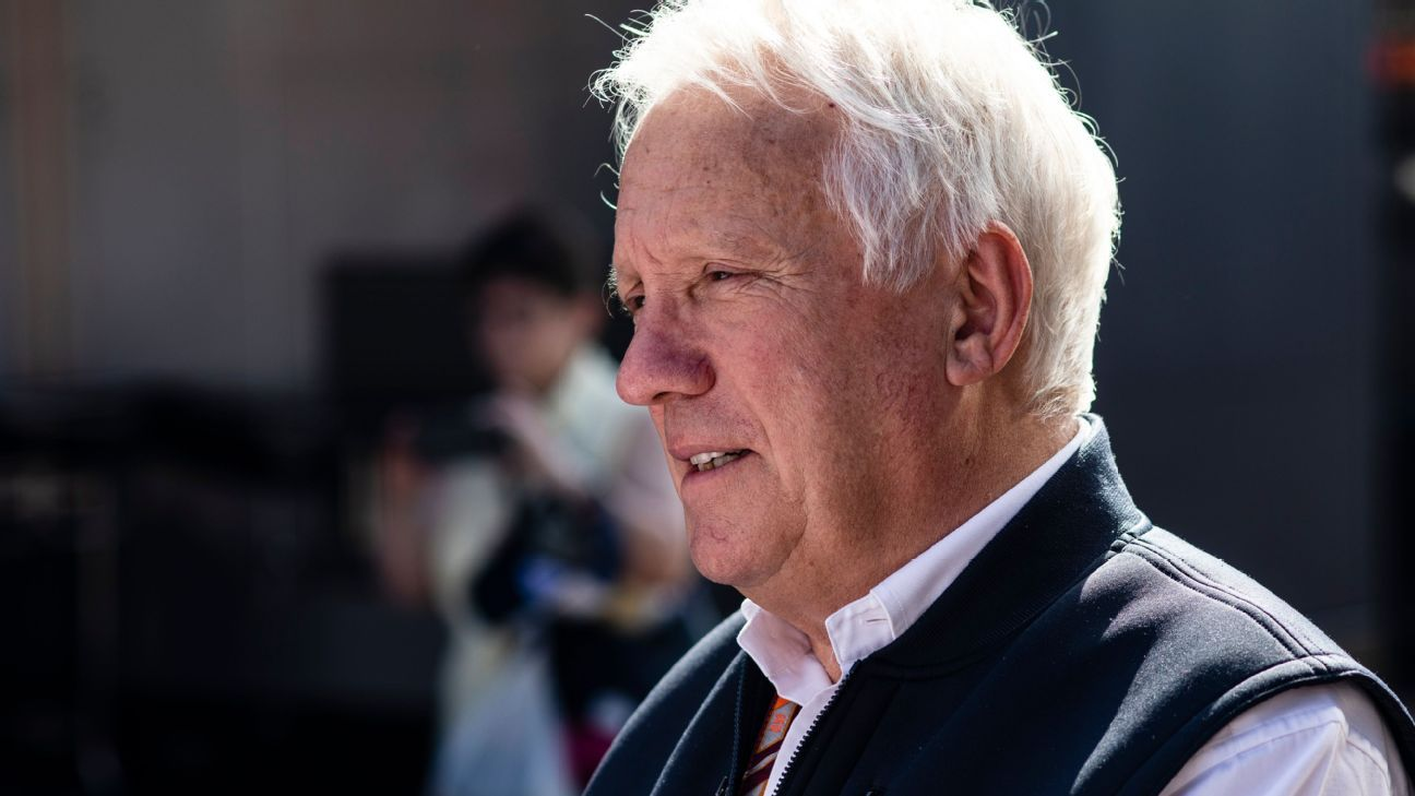 Charlie Whiting obituary: He was loved by all -- in an ego-driven world like F1, that speaks volumes