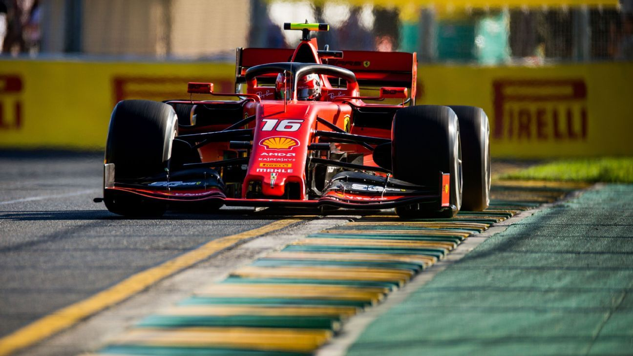 Where has Ferrari's pace gone in Australia?