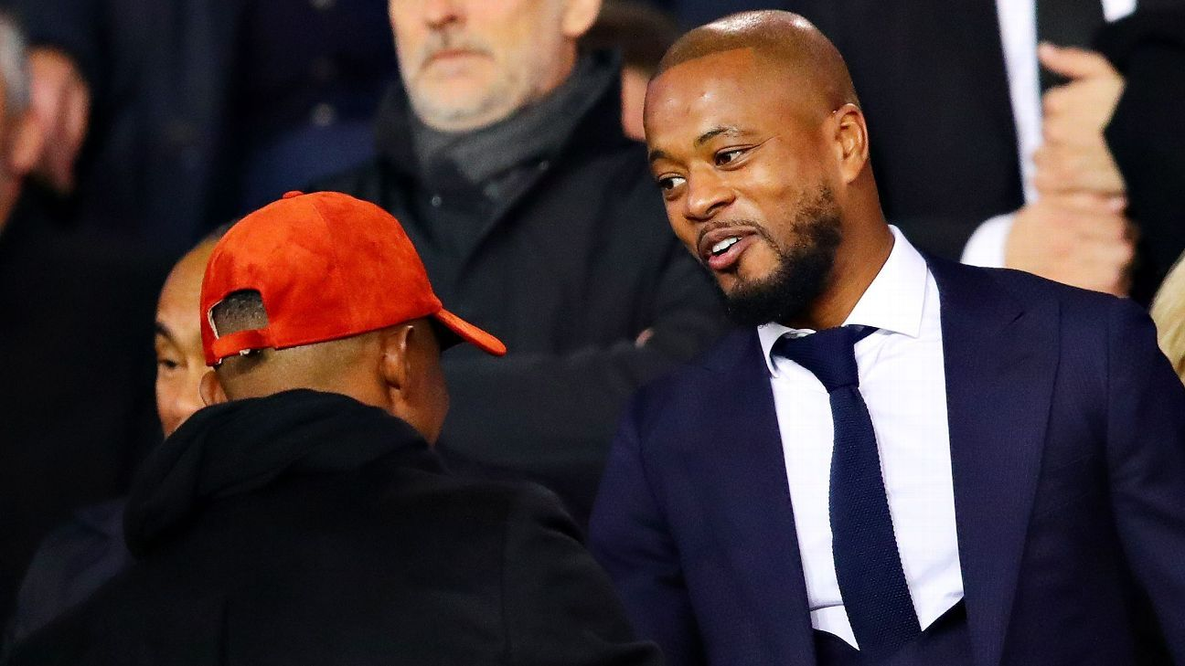 Evra returns to Man Utd in youth coach capacity