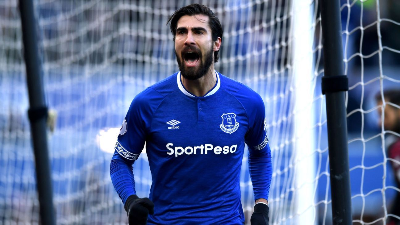 Transfer Talk: Tottenham Hotspur join Everton in pursuit of Barcelona's Andre Gomes
