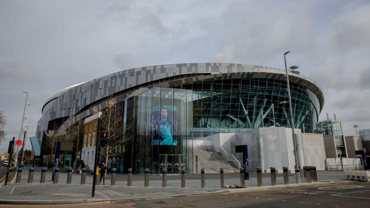 New Tottenham stadium to host Saracens vs. Harlequins derby from next season