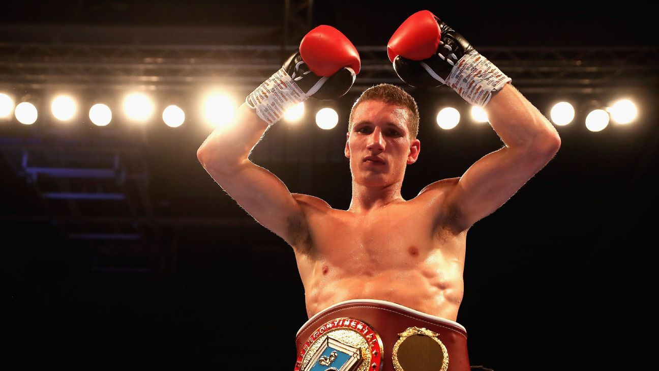 Bowen stops McCorry in 9th to retain British title