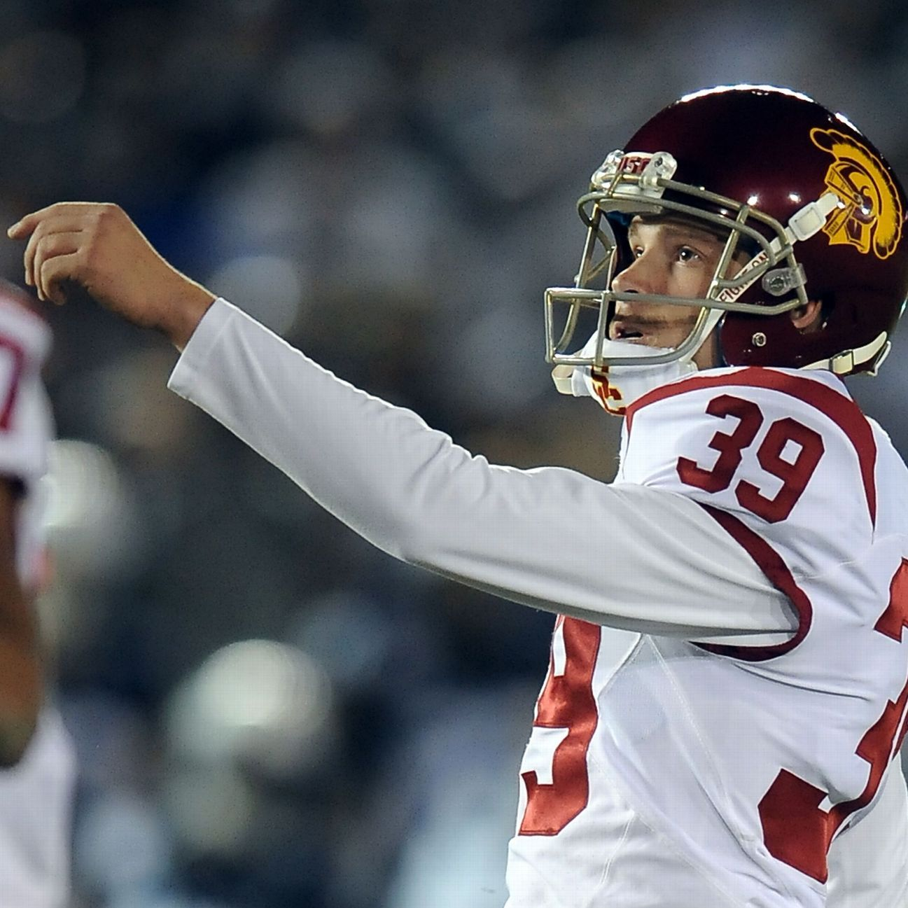 Matt Boermeester has filed a lawsuit alleging USC ruined his academic and athletic careers when he was expelled in 2017 after an alleged altercation between him and his girlfriend.