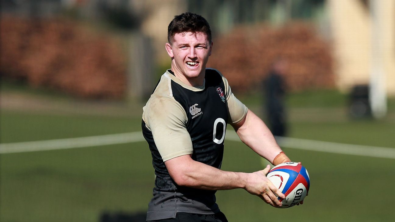 Curry, Underhill back for England; Ireland hand Byrne first start