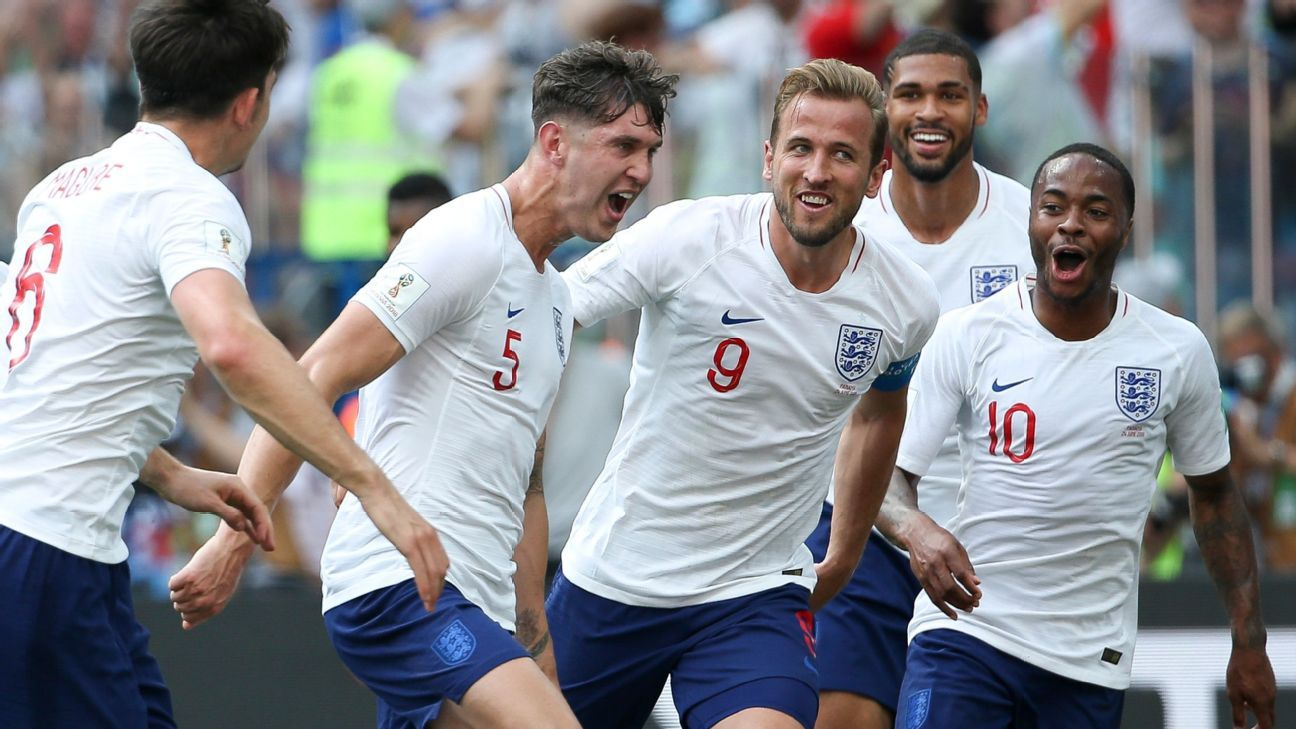 Kane, Sterling and Stones are England's rocks, but who else makes strongest XI?