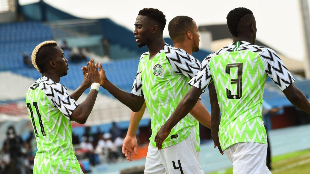 617f14dfd Super Eagles  Afcon qualifier scoreline flatters to deceive