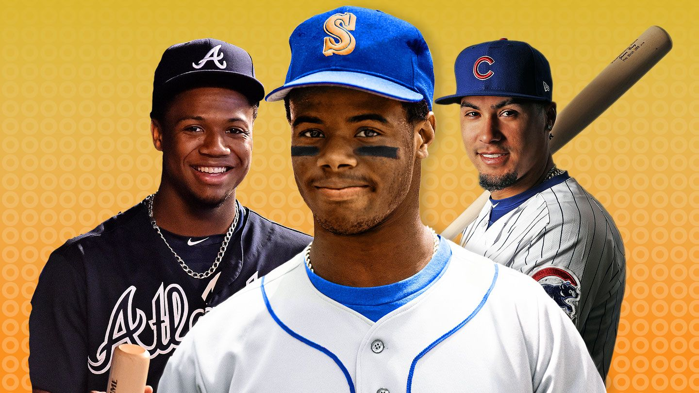 Ranking Todays Mlb Stars By Their Griffey Factor