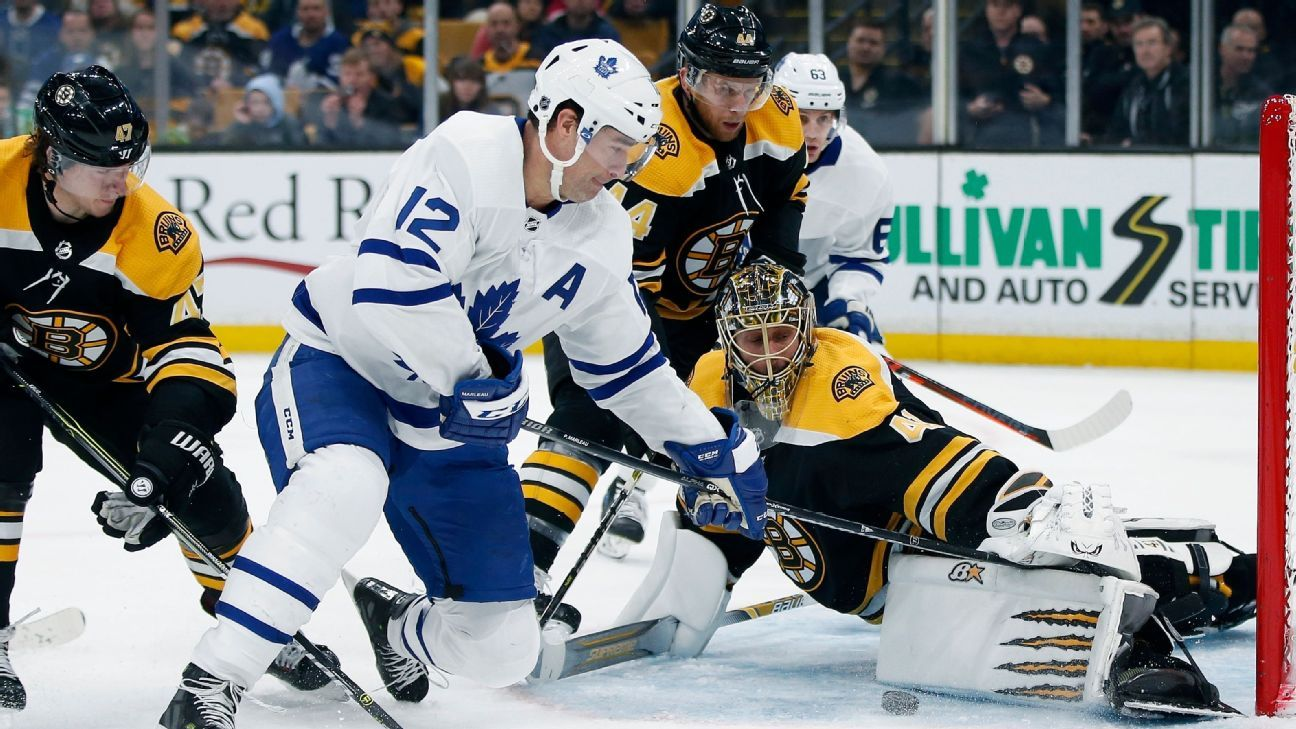 2019 Stanley Cup Playoffs Boston Bruins Vs Toronto Maple Leafs Series Preview Pick