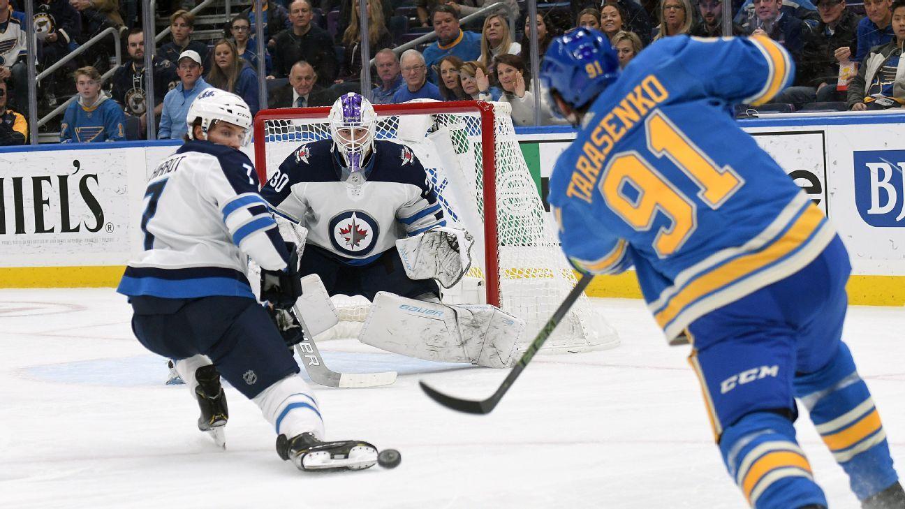 Fantasy hockey wingers to target: Healthy Hall, hot Tarasenko, and a breakout Nylander