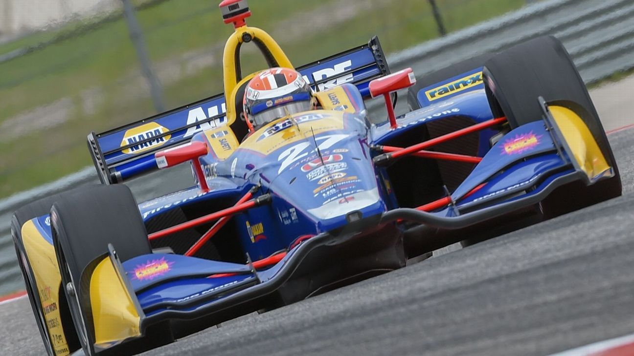 Rossi to take bigger risks in IndyCar title quest